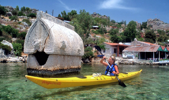 Top family sailing holidays in the Greek Islands