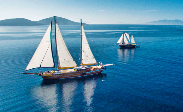 Best family cruise vacations Greek Islands & Turkish Coast