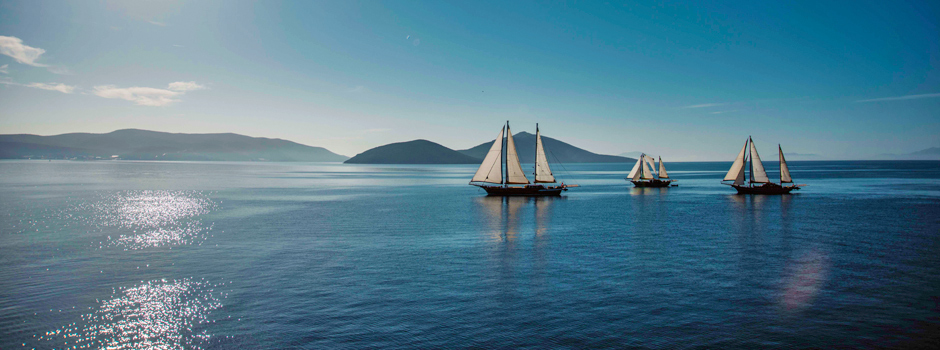 Yacht sailing holidays in Turkey and Greece